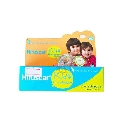 Hiruscar kids formulation