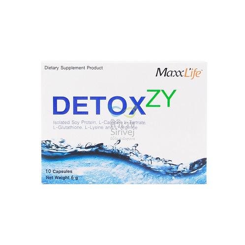 Maxxlife detox zy