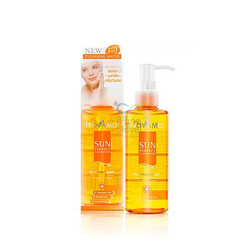 Provamed  Sun Perfect Cleansing Water