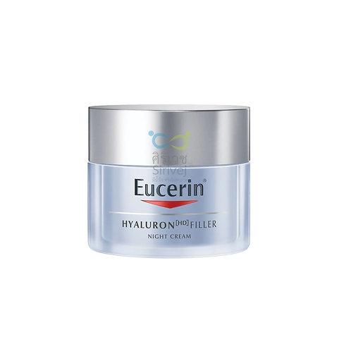 Eucerin hyaluron-3d filler night