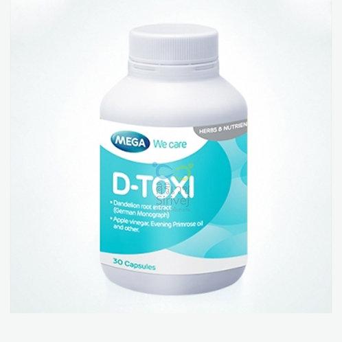 เมก้า วีแคร์ | ดี-ท๊อกซี่ (D-TOXI)