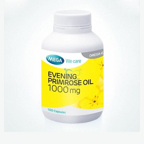 เมก้า วีแคร์ | อีฟนิ่งพริมโรส ออย (EVENING PRIMROSE OIL 1000 mg)