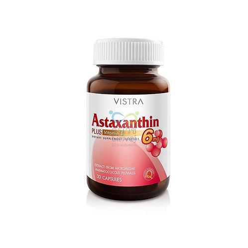 VISTRA ASTAXANTHIN 6 mg
