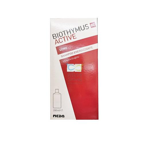 Biothymus ac active uomo shampoo energizzante