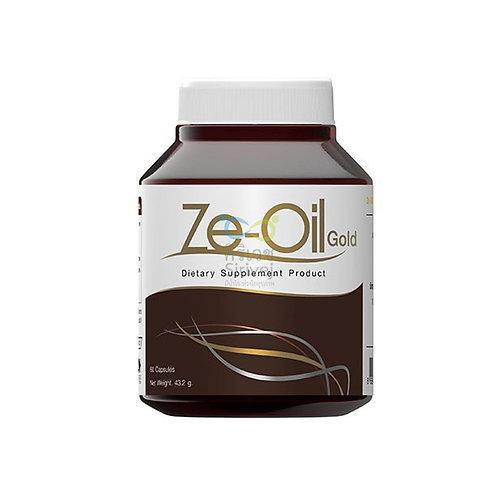ZE-OIL gold น้ำมันสกัดเย็นจากธรรมชาติ