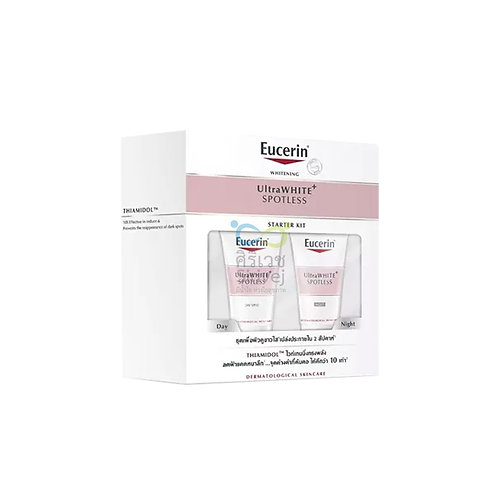 Eucerin PH5 ultra white+spotless starter kit day+night