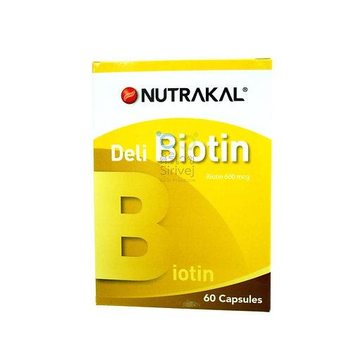 NUTRAKAL Deli Biotin (นูทราแคล ไบโอติน)