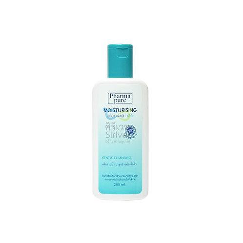 PharmaPure moisturising body wash