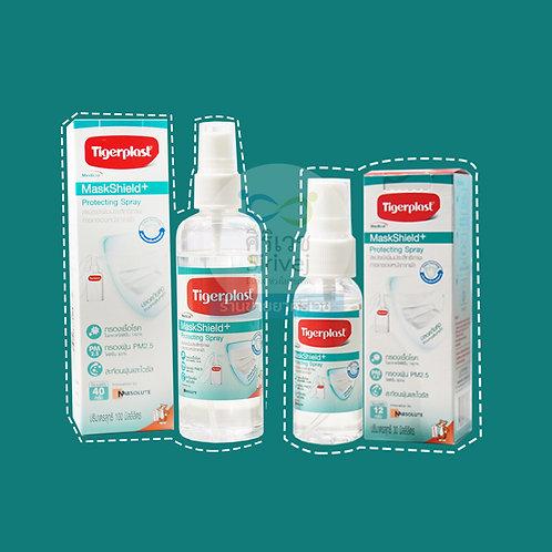 สเปรย์เพิ่มประสิทธิภาพการกรองของหน้ากากผ้าTigerplast