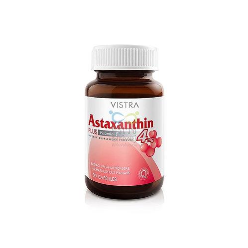 VISTRA ASTAXANTHIN 4 mg