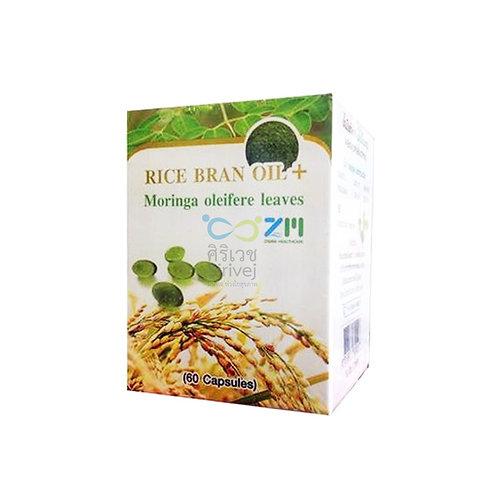 ZM rice bran oil+moringa