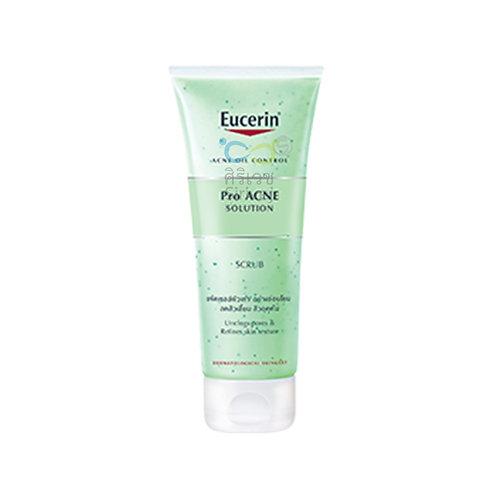 Eucerin Pro acne scrub