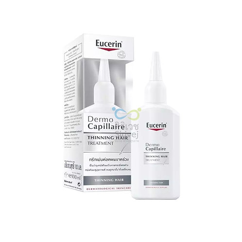 Eucerin ph5 thinning hair treatment