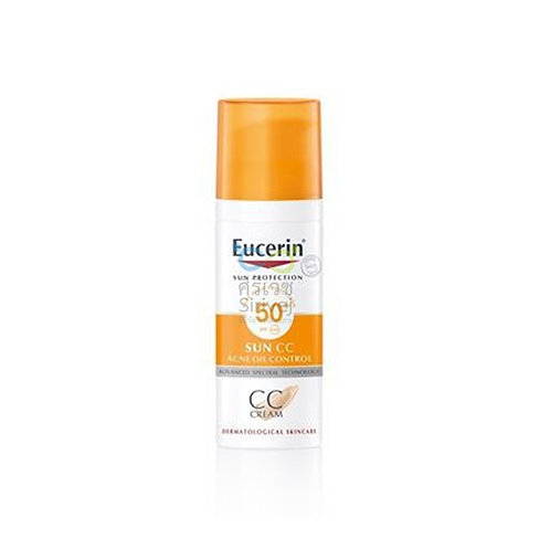 Eucerin sundry touch cc cream spf 50+
