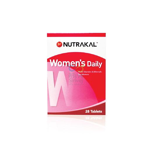 NUTRAKAL Women's Daily (นูทราแคล วีเมนส์ เดลี่)