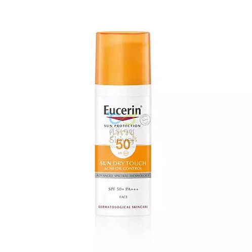 Eucerin sun dry touch spf 50+