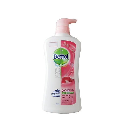 DETTOL SHOWER GEL SKINCARE