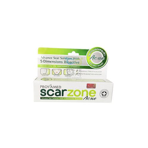 PROVAMED SCAR ZONE ACNE