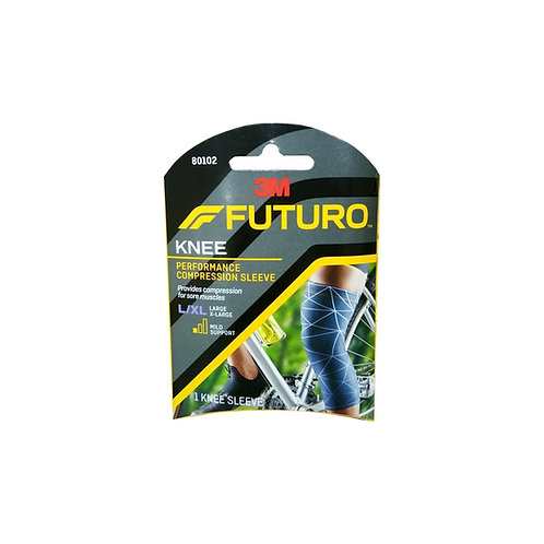 FUTURO COMPRESSION KNEE SLEEVE