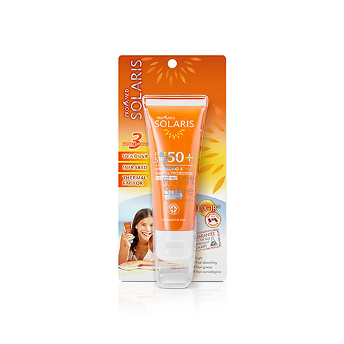 PROVAMED SOLARIS FACE SPF50