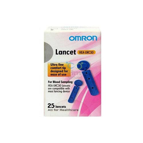 OMRON LANCET HEA-LNC30