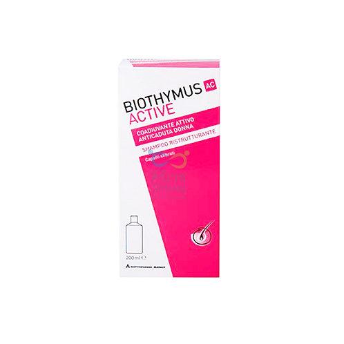 Biothymus ac active donna shampoo ristrutturante