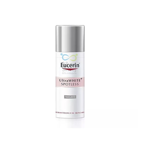 Eucerin PH5 ultra white+spotless night