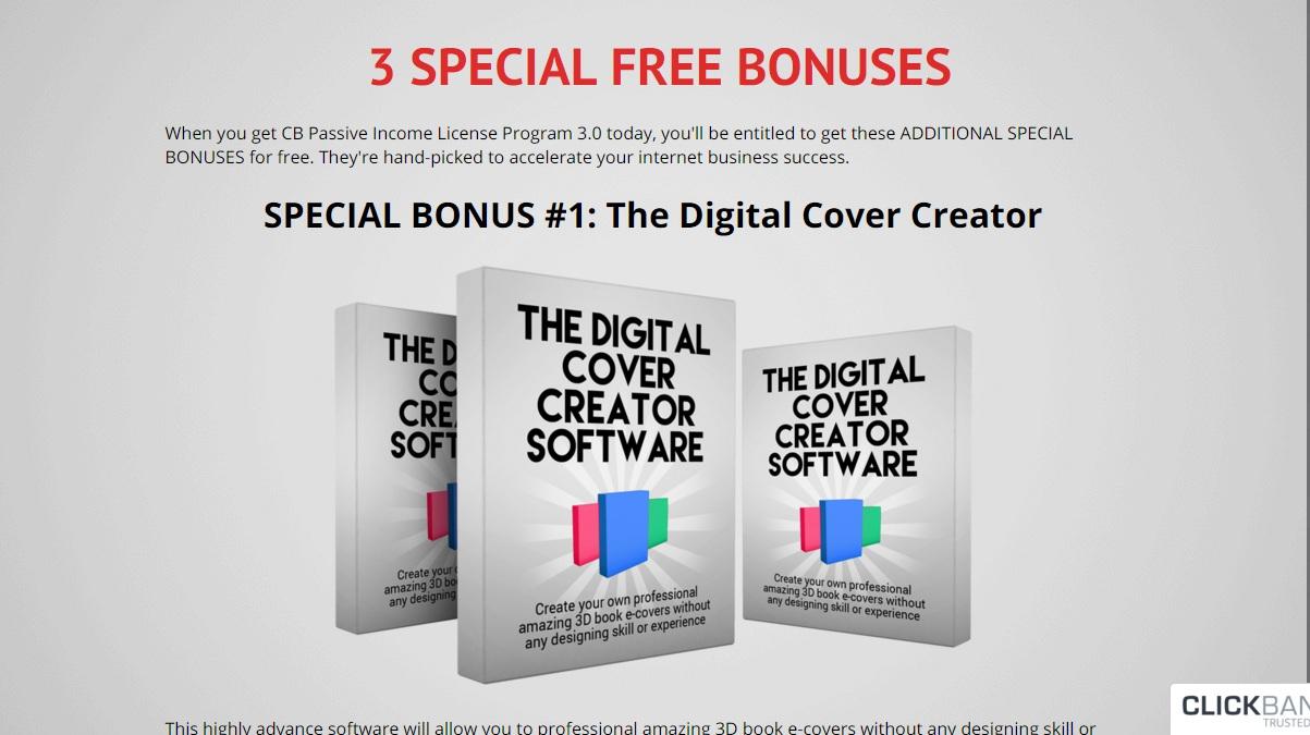 Special Bonus #1