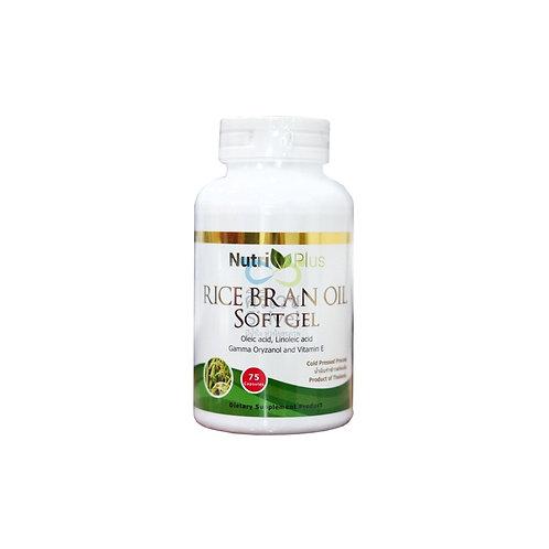 Rice Bran Oil Softgel