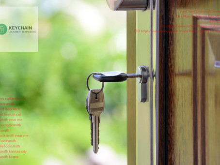 Where To Find A Reputable 24 Hour Locksmith In Kansas City, Missouri