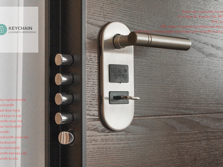 Choosing A 24 Hour Locksmith Services From Kansas City, Missouri Is The Best Decision You Made