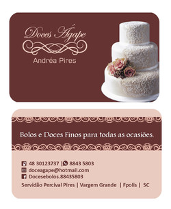 Andrea Pires - Doces