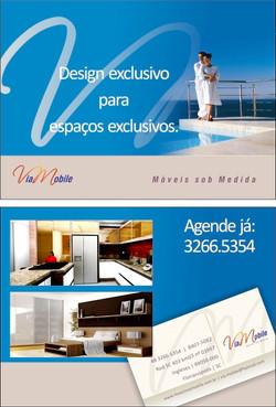 Cartão postal Viamobile