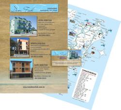 Hotel Fish com mapa