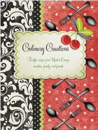Upsilon Omega Cookbook (Local Pickup)