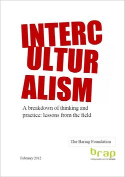 Interculturalism ThinkingPractice