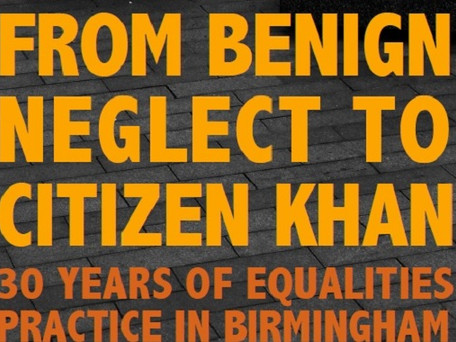From Benign Neglect to Citizen Khan