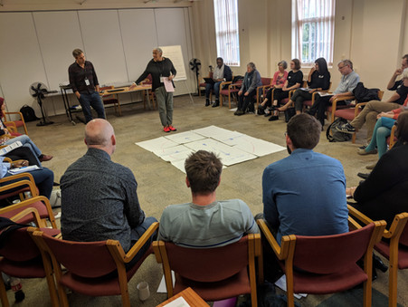 Furthering community conversations: a course