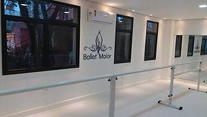 Ballet Maior Escola de Ballet Balleterap