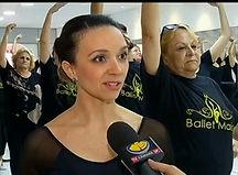 Balleterapia oficial by Priscila Monsano