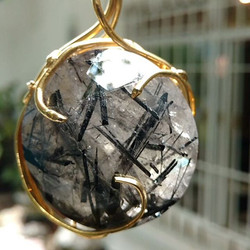 Cristal Turmalinado