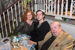 Ollie, Lori, & Dr. Holditch