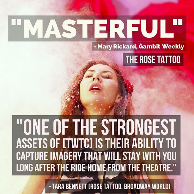The Rose Tattoo by Tennessee Williams