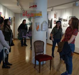 Laura Jabbour Art Exhibition.JPG