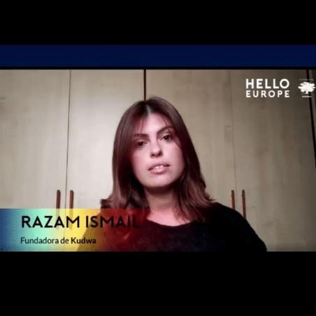 Kudwa Rolemodel Founder Razan Ismail with Ashoka as ChangeMaker