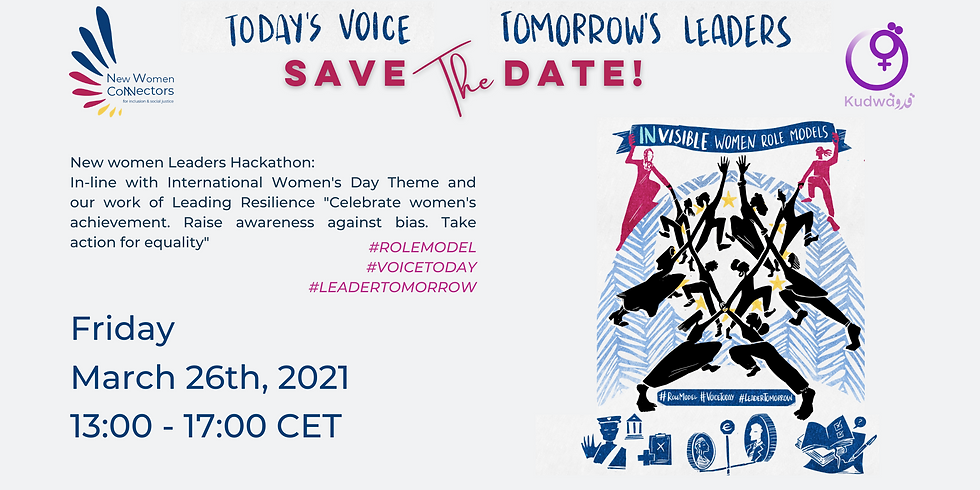 (In)visible Women Role Models / Today's Voice tomorrow's Leaders Hackathon