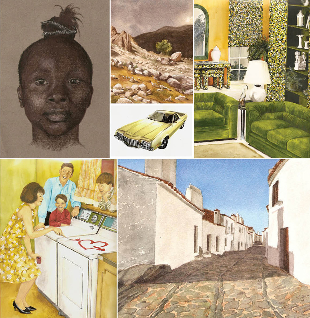 FICTION AND NONFICTION ILLUSTRATIONS