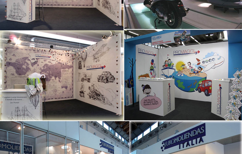 TRADE SHOW BOOTH, DISPLAY & EXHIBIT DESIGN
