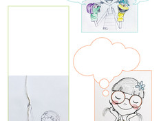 FREE PRINTABLE ACTIVITY SHEETS FOR KIDS - comics balloon series
