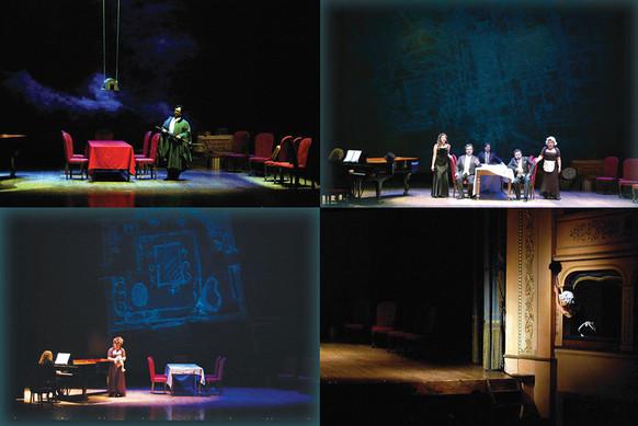 L'OCCASIONE FA IL LADRO (Light Opera)